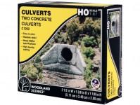 Woodland Scenics C1262 vodní propustek betonový