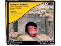 Woodland Scenics C1267 tunelový portál kamenný jednokolejný