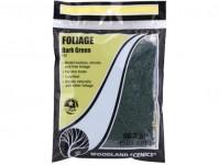 Woodland Scenics F53 foliáž tmavě zelená