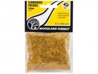 Woodland Scenics F176 květinová foliáž žlutá