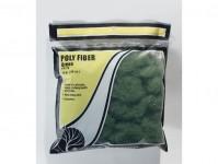 syntetické vlákno Poly Fiber zelené