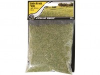 statická tráva světle zelená 7mm