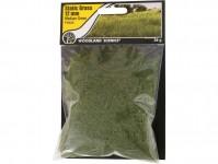 statická tráva středně zelená 12mm