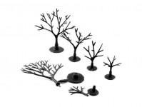 Woodland Scenics TR1120 kostry listnatých stromů 114 ks