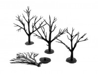 Woodland Scenics TR1122 kostry listnatých stromů 28 ks