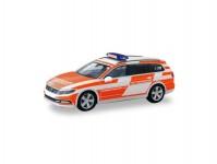 VW Passat Variant RTW hasiči Frankfurt/Main