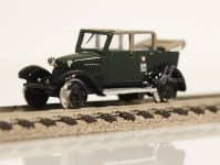 Modelauto 87462 Tatra 15/30 kolejová drezína 1924-33 H0 otevřená
