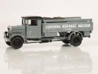 Modelauto 87464 Walter FNA 1935 valník s nákladem Gumovka Kudrnáč Náchod