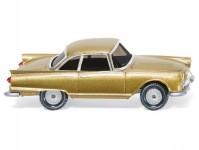 Wiking 12801 DKW 1000 Spezial Sportcoupé-Special gold metallic