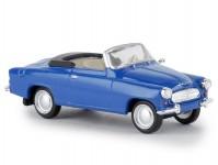Brekina 27432 Škoda Felicia světle modrá