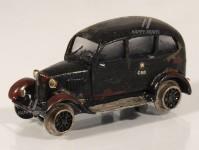Modelauto 87473 Tatra 15/30 kolejová drezína 1937 jako vrak