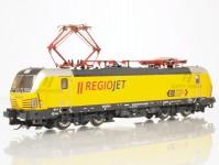 Tillig 04821 elektrická lokomotiva řady 193 Vectron RegioJet a.s. VI.epocha
