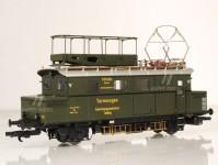 vůz pro údržbu vrchního vedení 701 408 Tutzing zelený DRG II.epocha