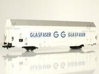 zavřený velkoprostorový vůz Hbbks DB GLASFASER III.epocha (dlouhý)
