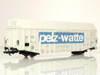 zavřený velkoprostorový vůz Hbks DB pelz-watte IV.epocha (krátký)