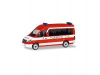 VW Crafter Bus HD MTW hasiči Nürnberg