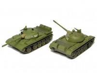 SDV 12101 střední tank T-54B/T-55A 2ks
