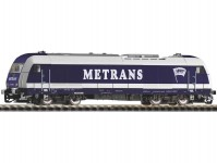 dieselová lokomotiva řady 223 Herkules Metrans VI.epocha