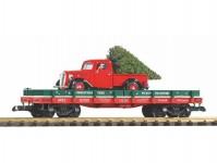 Piko 38768 vánoční vůz na přepravu aut s automobilem