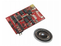 Piko 56491 PIKO SmartDecoder 4.1 pro BR D.141 PluX22 s reproduktorem