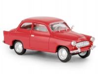 Škoda Octavia 1959 červená