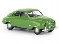 Saab 92 světle zelený