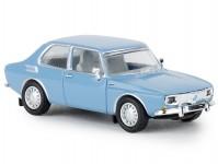 Saab 99 světle modrý