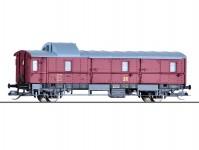 Tillig 13406 zavazadlový vůz Pwi DR III.epocha
