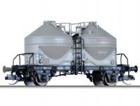 Tillig 17736 vůz na přepravu prachu Kds 54 DB III.epocha