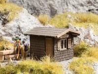 Noch 14338 ochranná chatka Babenstuber Hütte