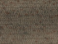 Noch 60372 zeď z tesaného kamene 3D