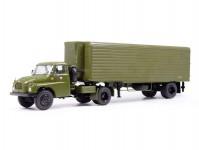 Tatra-138 NT 4x4 s návěsem N12CH