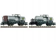 Fleischmann 881906 set kotlových vozů BP DB III.epocha