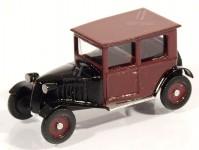 Tatra 11 landaulet vínová / černá 1923