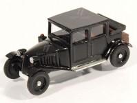Modelauto 87052cr Tatra 12 landaulet otevřená černá 1928