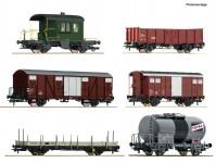 Roco 76051 set nákladního vlaku Gotthard SBB