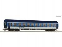 Roco 64863 rychlíkový vůz Y/B-70 2.třídy ČD VI.epocha