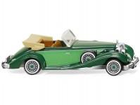 Wiking 83505 MB 540 K cabrio světle / tmavě zelený