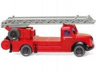 Wiking 96239 Magirus DL 25 h hasičský žebřík