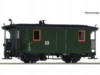 Roco 34048 zavazadlový vůz KDp DR II–VI.epocha