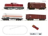 Roco 51321 digitální set s lokomotivou řady 114 a nákladním vlakem DR