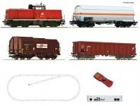 Roco 51322 digitální set s lokomotivou Rh 2048 nákladním vlakem ÖBB