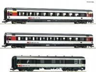 Roco 74082 set osobního vlaku SBB VI.epocha