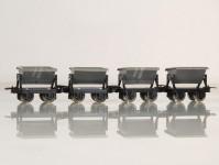 Minitrains 3001 výsypný vůz bez brzdy 4ks
