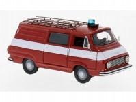 Brekina BOS87551 Škoda 1203 polokombi hasiči