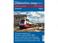 Literatura zm1908 Železniční magazín 8/2019