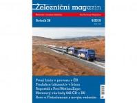 Literatura zm1909 Železniční magazín 9/2019