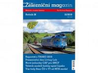 Literatura zm1910 Železniční magazín 10/2019