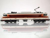 elektrická lokomotiva CC 6514 SNCF IV.epocha