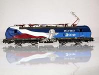 Roco 73946 elektrická lokomotiva 383 009 Vectron ČD Cargo VI.epocha DCC se zvukem